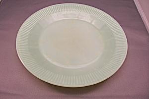 FireKing  Jane Ray Jade-ite Plate (Image1)
