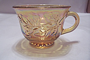 Mariglold Carnival Glass Punch Cup (Image1)