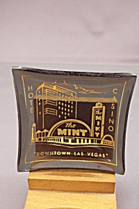 The Mint In Vegas Glass Individual Ash Tray
