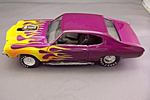 Chevy Diecast Muscle Car