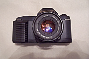 Canon T50 SLR Camera (Image1)