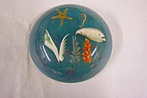 Vintage Ocean Theme Paperweight (Image1)