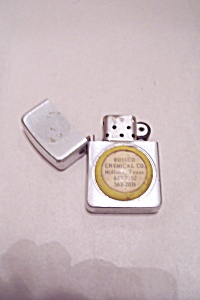 Russo Chemical Co. Advertising Pocket Lighter