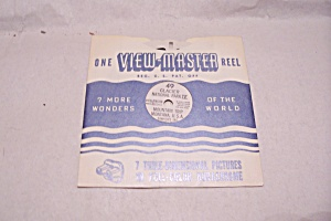 One View-master Reel On Montana