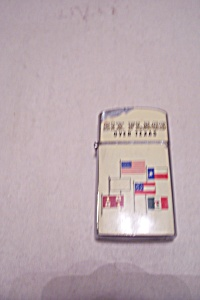 Six Flags Over Texas Pocket Lighter