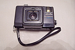 Minolta Autopak 600-X Camera (Image1)