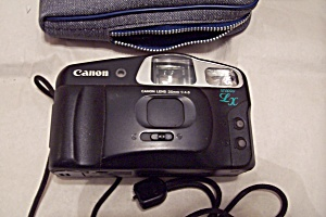 Canon 35mm Snappy Lx Range Finder Camera