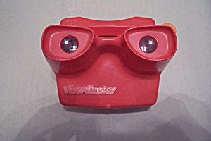 Red View-Master 3D Viewer (Image1)