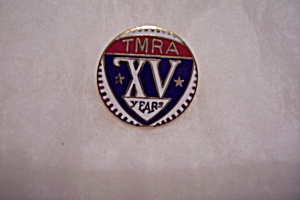 TMRA XV (15) Year Pin (Image1)