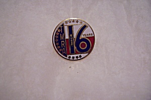 TMRA 16 Year Pin (Image1)