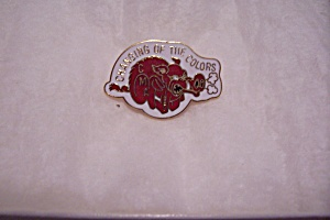1983 Changing Of The Colors Pin (Image1)