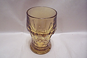 FireKing Amber Ice Tea Tumbler (Image1)