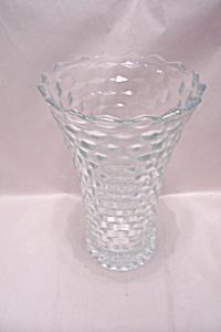Indiana Whitehall Crystal Glass Vase (Image1)