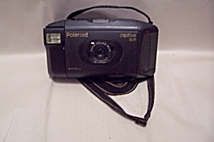 Polaroid Captiva Slr Af Film Camera