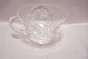 EAPC  Crystal Glass Punch Or Snack Cup (Image1)