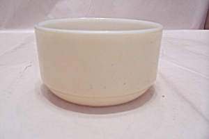 FireKing/Anchor Hocking  Beige Chili Bowl (Image1)