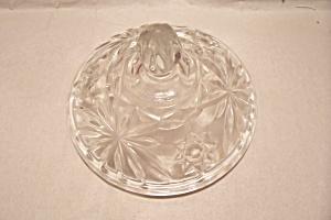 """EAPC 5-1/4"""" Crystal Glass Lid (Image1)"""