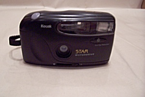 Kodak Star Motordrive 35mm Camera (Image1)