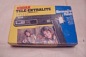 Kodak Tele-Ektralite 600 Camera (Image1)