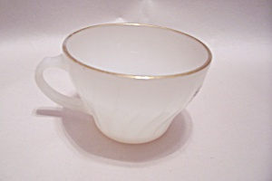 FireKing Golden Anniversary Swirl Cup (Image1)