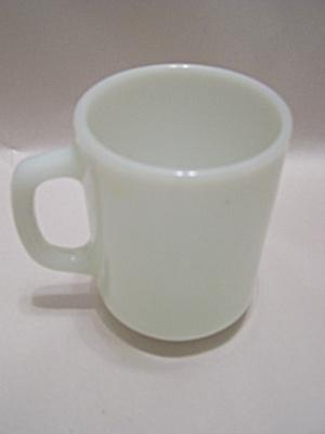 FireKing White Stackable Mug (Image1)
