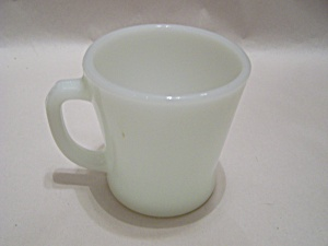 FireKing White Glass Mug (Image1)