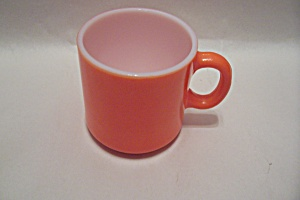FireKing Stackable Orange Mug (Image1)