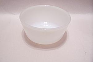 FireKing Milk Glass Oven Proof Custard (Image1)