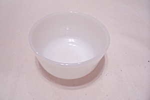 FireKing 6 Ounce White Glass Custard (Image1)