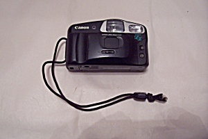 Canon Snappy LX 35mm Film Camera (Image1)