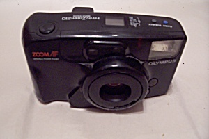 Olympus Infinity Zoom 210 35mm Film Camera (Image1)