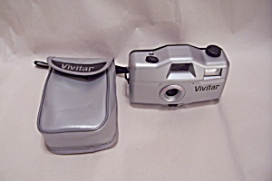 Vivitar 35mm Focus Free Film Camera