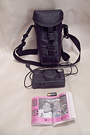 CANON Sure Shot Zoom Max 35mm Film Camera (Image1)