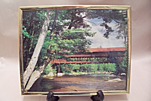 Covered Bridge Photograph (Image1)