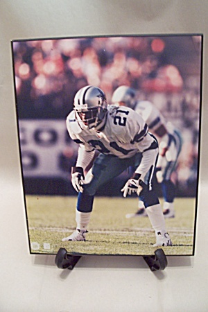 Dallas Cowboys Deon Sanders Wall Plaque