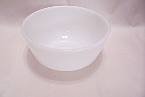 FireKing Milk Glass Custard (Image1)