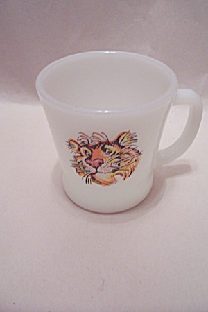 FireKing White ESSO Advertising Mug (Image1)