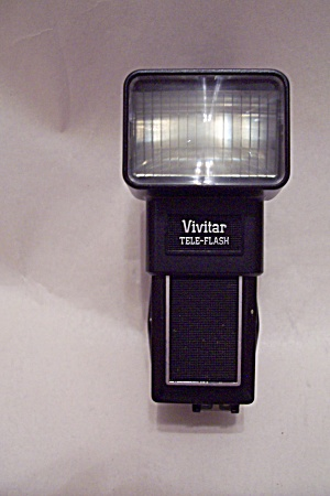 Vivitar Tele Flash Attachments Photographica Accessories