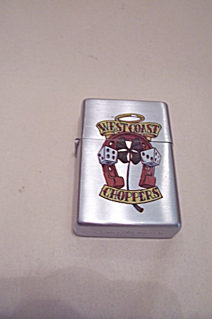 West Coast Choppers 2007 Limited Edition Pocket Lighter (Image1)