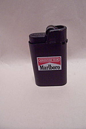 Marlboro Adventure Team Butane Pocket Lighter