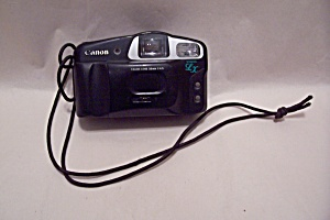 Canon Snappy LX 35mm Film Camera (Image1)