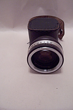Vivitar Automatic Tele Converter With Case (Image1)