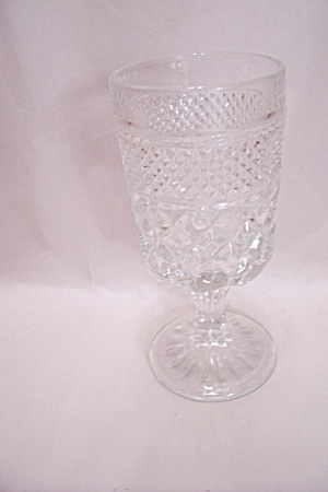Wexford Pattern 10 Ounce Footed Goblet (Image1)