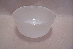 FireKing/Anchor Hocking 6 Ounce White Casserole (Image1)
