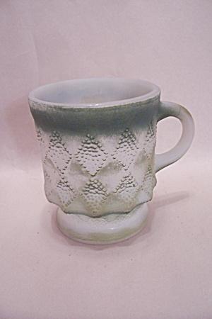 FireKing Kimberly Green & White Mug (Image1)
