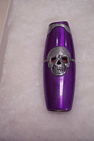 Skull Gas Pocket Lighter