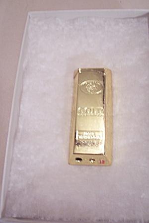 Gold Bar Gas Pocket Lighter (Image1)