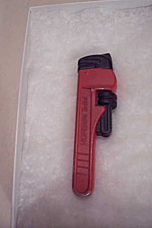 Pipe Wrench Gas Pocket Lighter