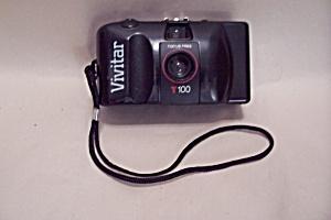 Vivitar T100 35mm Film Camera (Image1)