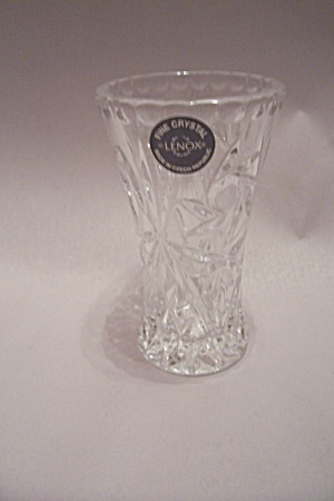Lenox Crystal Glass Toothpick Holder (Image1)